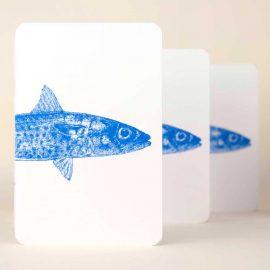 Notebook <br>Cavala / <em>Mackerel</em>