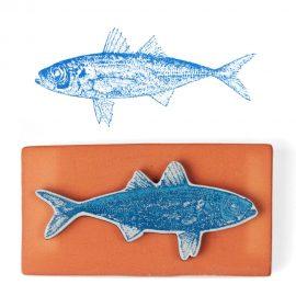 Art Stamp <br>Carapau / <em>Horse Mackerel</em>