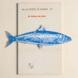 Marcador de Livro <br>Sardinha